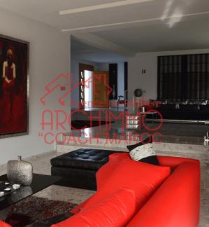 image de propriété - Villa très design à EL Jadida, quartier CALIFORNIE + avec piscine