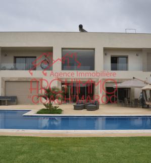 "image de propriété - Villa très haut standing, quartier ""ANFA"" à EL Jadida"