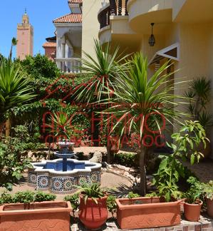 image de propriété - Villa 3 Façades, Quartier Tranquille à EL Jadida