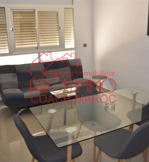 image de propriété - Appartement meublé, AV ENNAKHIL, centre ville d'EL Jadida !