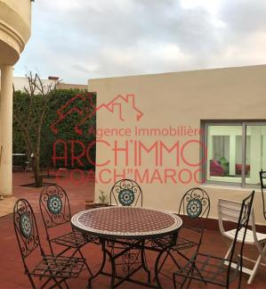 image de propriété - Une belle  et superbe  villa avec piscine à EL Jadida! Pour la location.