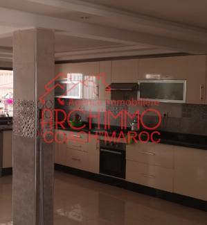 image de propriété - Grand appartement dans une résidence ace piscine, quartier ANFA à EL Jadida!