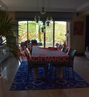 image de propriété - Villa avec piscine résidence California à EL Jadida