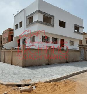 image de propriété - Demi villa en cours de finition haut et bas à EL Jadida
